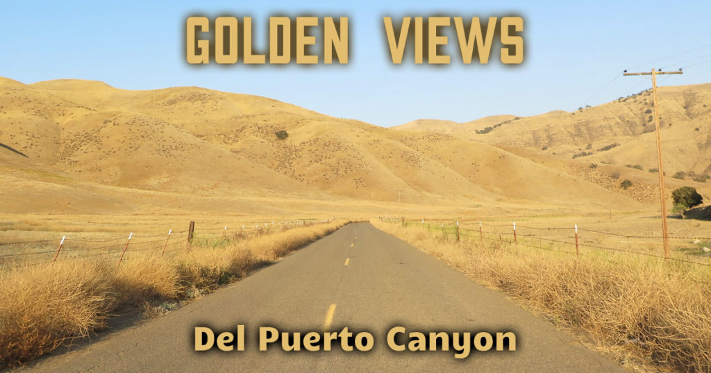 Del Puerto Canyon Title