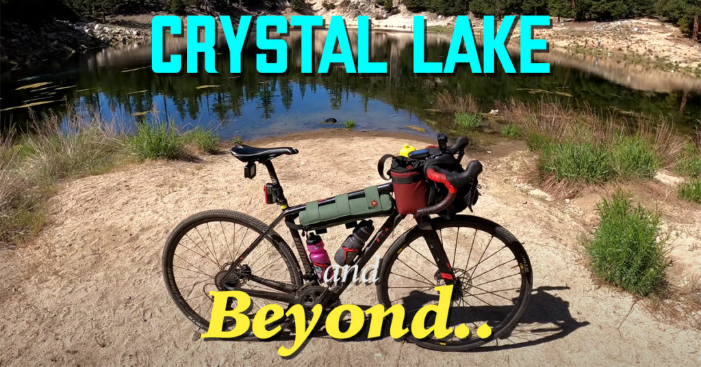 biking crystal lake