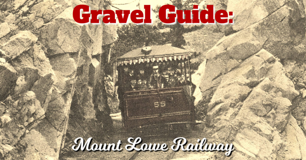 mount lowe gravel guide