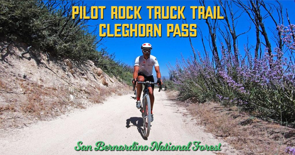 Pilot Rock Truck Trail Title