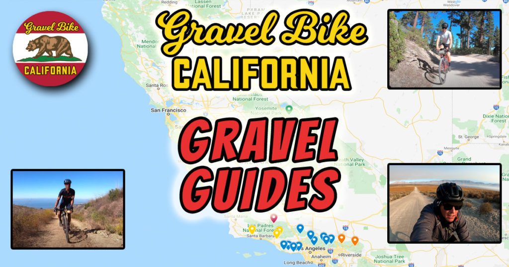 California Gravel Guides