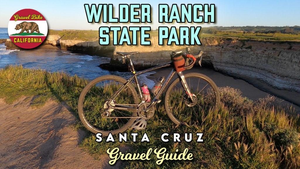 wilder ranch state park gravel