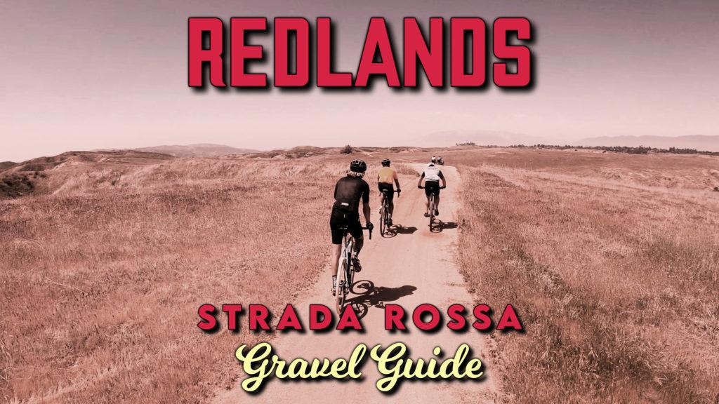 redlands strada rossa