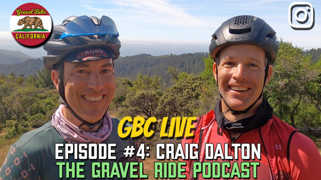 GBC LIVE with gravel ride podcast